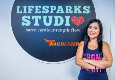 Leading the home-grown Singapore Fitness Brand