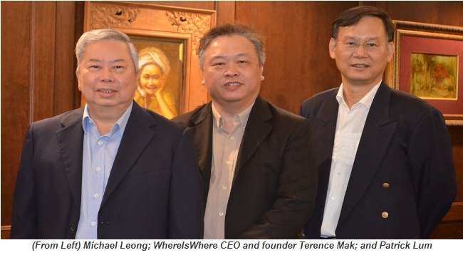 WhereIsWhere expands to over 1,500 retail locations in Singapore; builds partnerships with key retail players
