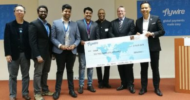 S P Jain School of Global Management clinch Flywire Challenge