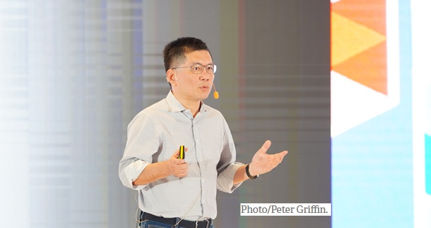 Steering Singapore's digital transformation in its bid to become a 'smart nation'