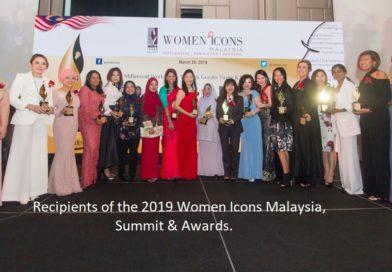 Women Icons Malaysia 2019 awards presented to 18 enterprising achievers