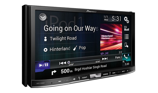 Pioneer India launches the new AVIC-F80BT