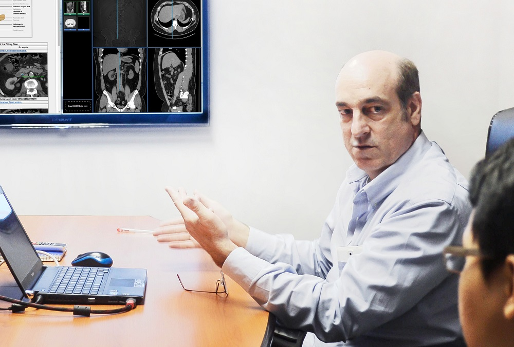 Combining software, architecture & business to provide next gen Radiology solutions