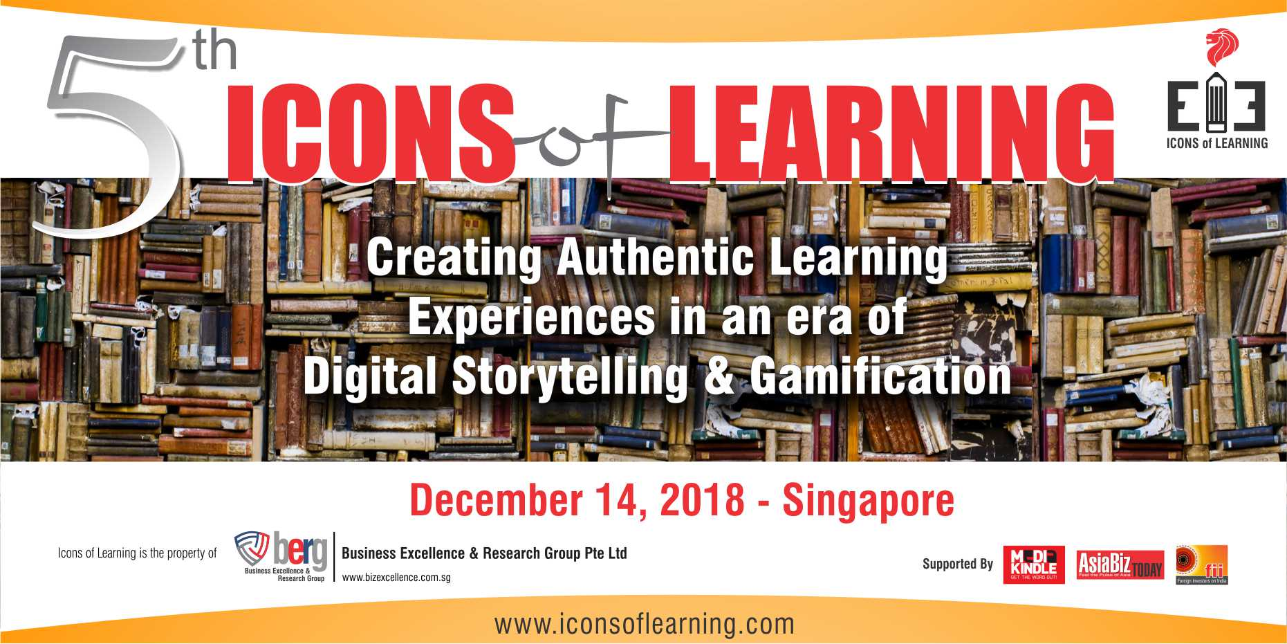 Icons of Learning – Global Summit & Awards, 2018